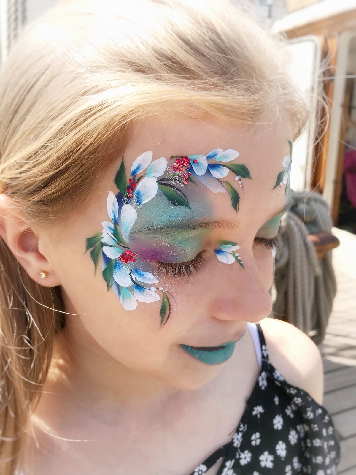 Children's face paints