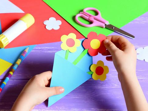 Children's craft acitvities