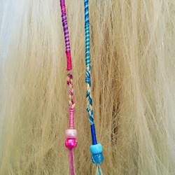 Pretty hair braids