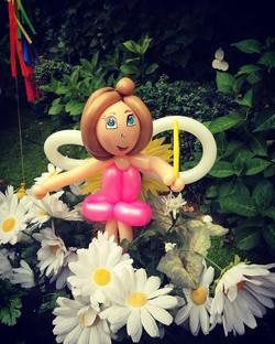 Fairy Balloon Model