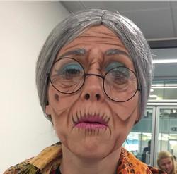 Ageing make up