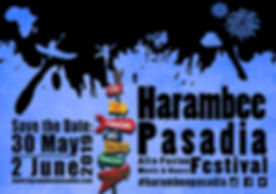 Save the Date Harambee Pasadia Festival