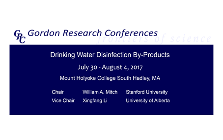 Dr. Kimura-Hara Heads to the Gordon Research Conference on Drinking Water DBPs