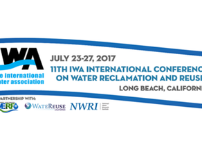 Dr. Kimura-Hara Speaks at 11th IWA International Conference on Water Reclamation and Reuse