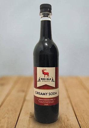 Creamy Soda