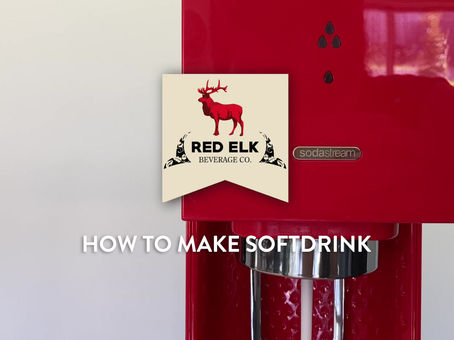 How to make your own soft drink