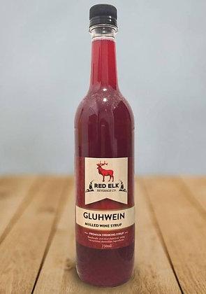 Gluhwein-Mulled Wine Syrup