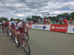 Tour de France, Sprint finish