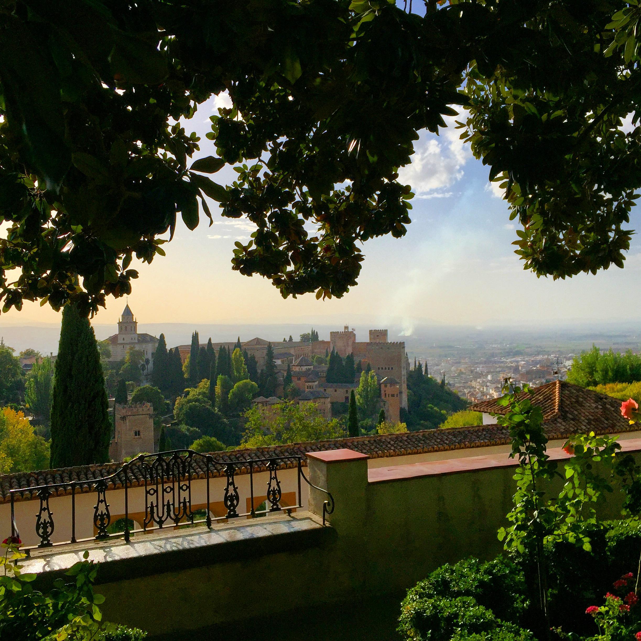 Alhambra Granada 2016