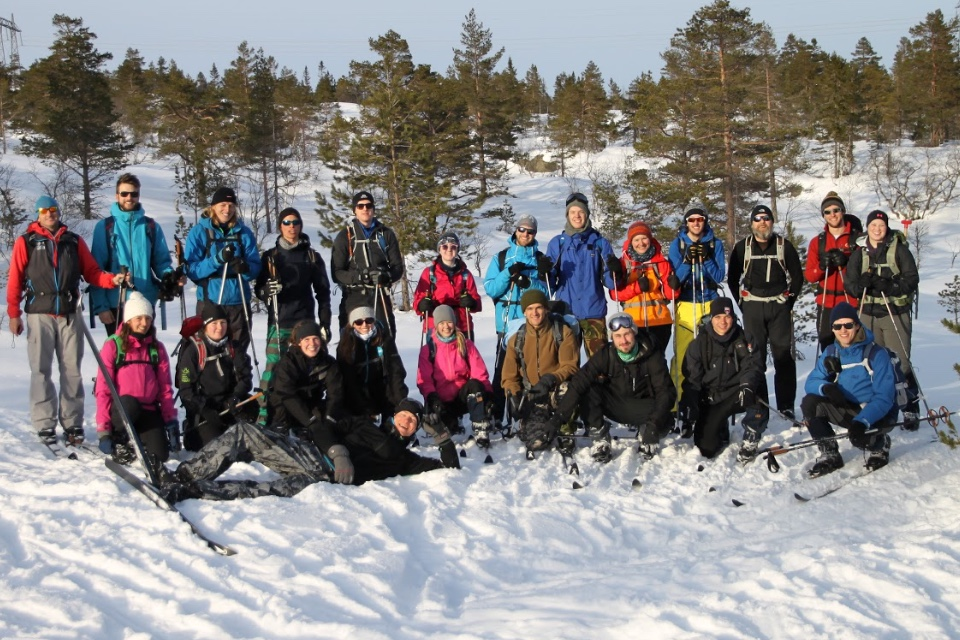 Norway Team 2015
