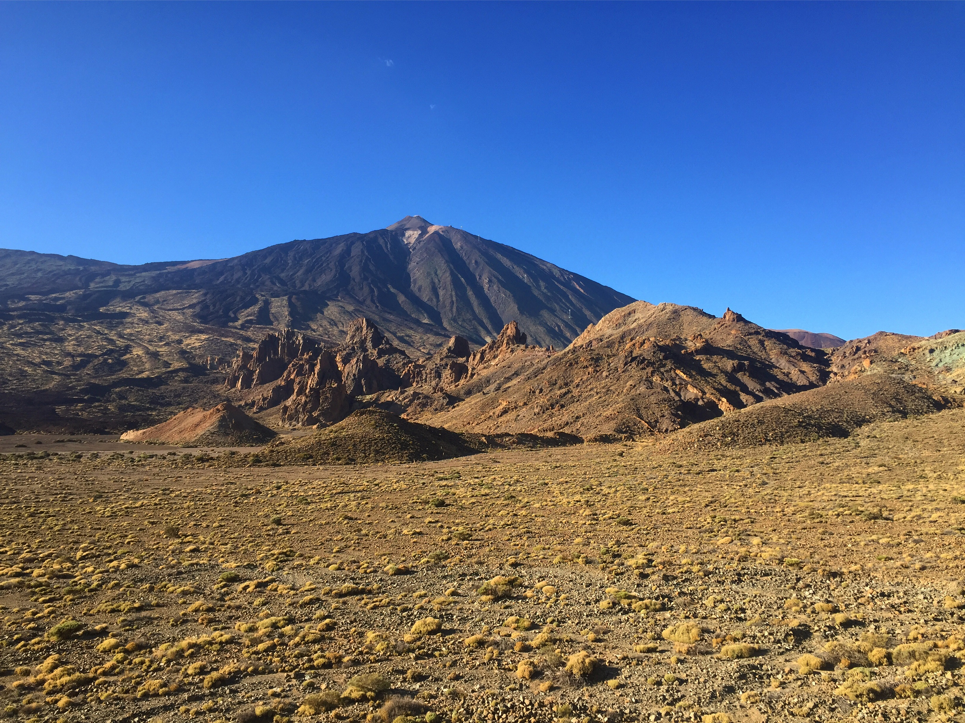 Mt. Teide, Cycle Trip