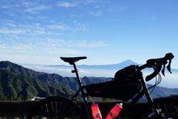 Mount Teide Spotted from LA Gomera