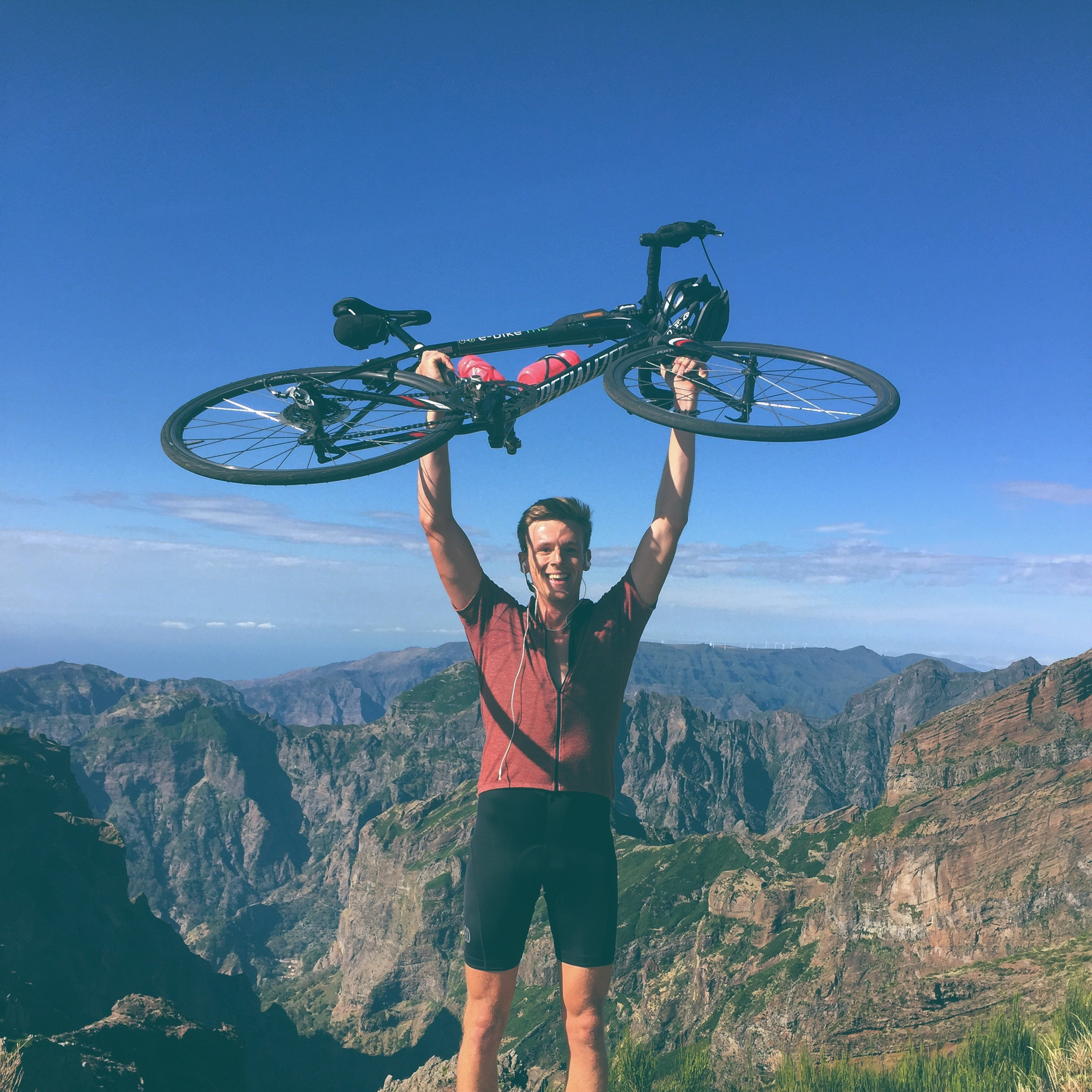 Madeira's Steepest Climb