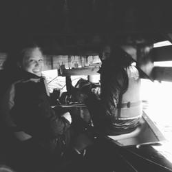 Jais, Daneil and Sharon Canoeing