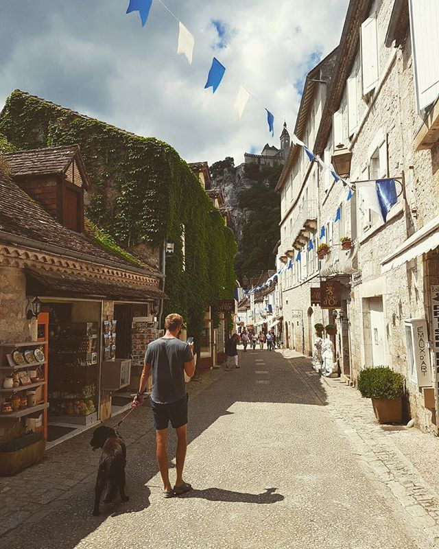 Ste and Teal, Rocamadour