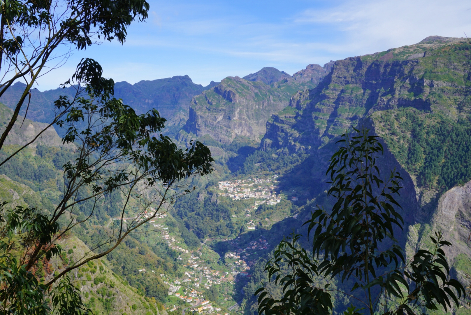 Nuns Valley, Madeira 2018