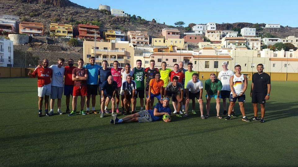 Football Thursdays (La Gomera)