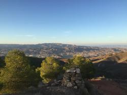 Foot Hills of Sierra Cabbrera, Spain