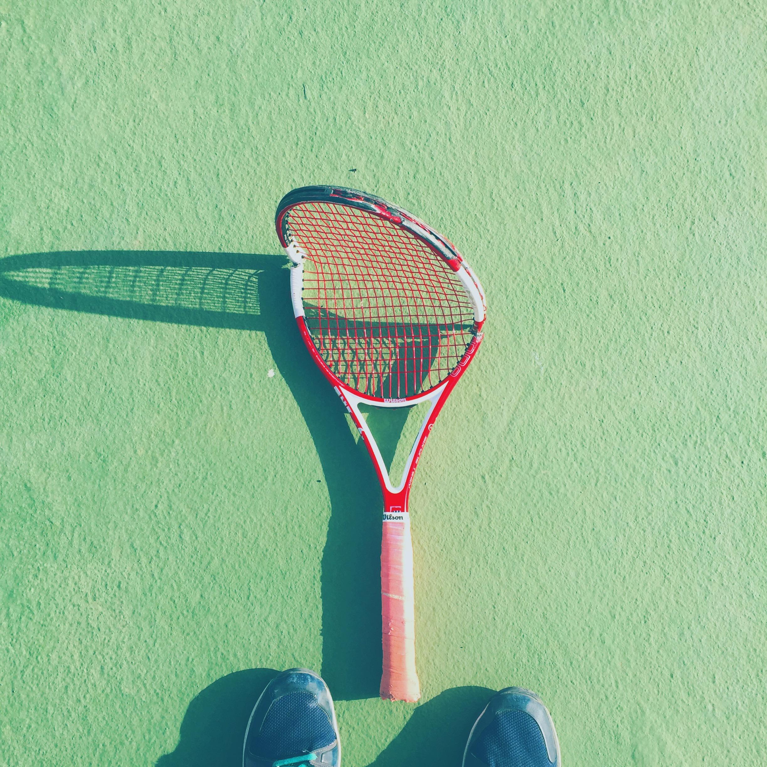 1 Racket Down