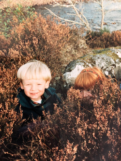 Bowl Haircuts 1998 Scotland