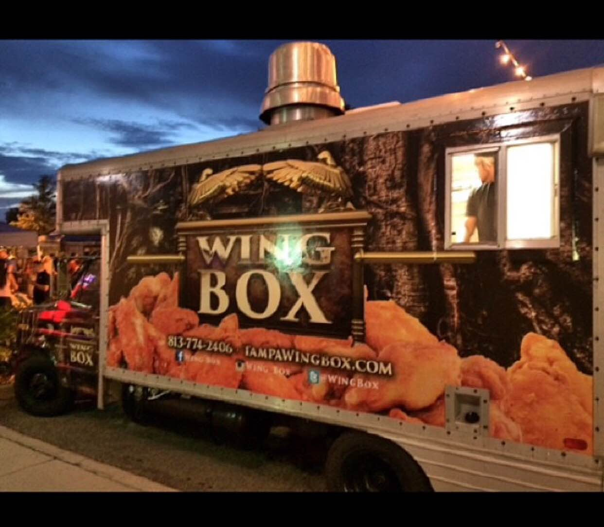 Photo Of Food Truck