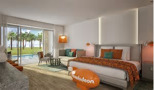 nick resort room