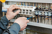 Neubukower Heizung Sanitär Elektro Elektroinstallation Türsprechsysteme Antennen Baustrom Straßenbeleuchtung Photovoltaik E-Check
