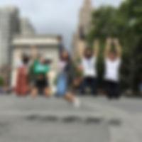 Jump! Jump! #上城留遊學 #uptownedu #nyu #nyc