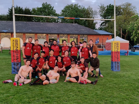 Leamington Royals 30-8 WURL: First game back ends in defeat despite positives.