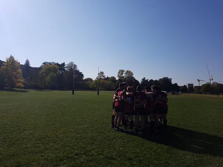 Oxford University RLFC 30-14 Warwick University Rugby League: Match Report