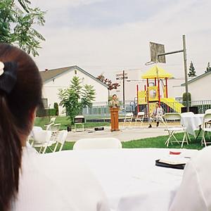 Jesus Band 양로병원 공연