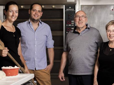 Per Handschlag kamen die Bürgis zur Bäckerei - bald endet ihre Ära