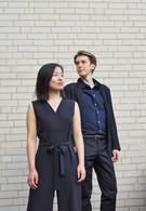 Duo Potrait  mit Arvid Fagerfjäll (Bariton) ©Josefa Schmidt