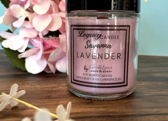 Legacy Candle - Savanna Lavender