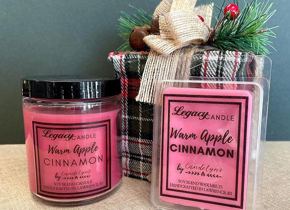 Warm Apple Cinnamon MELTS - Holiday 2020