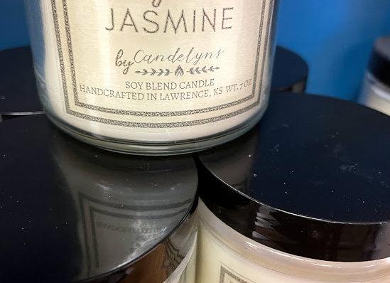 Honeysuckle Jasmin Candle