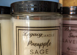 Legacy Candle - Pineapple Sage