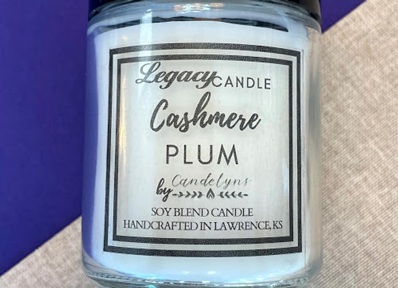 Legacy Candle - Cashmere Plum