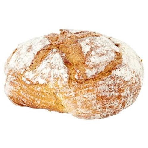 לחם כפרי לבן