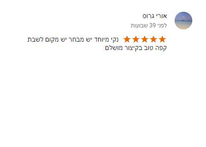 ביקורת גוגל מאפיה 3