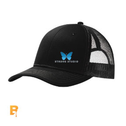 BUTTERFLY SNAP BACK HAT