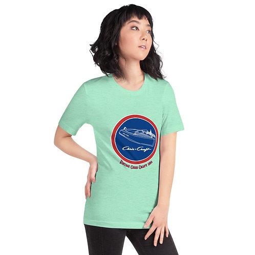 Vintage Chris Craft Short-Sleeve Unisex T-Shirt