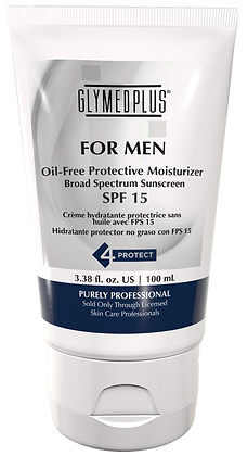 Oil-Free Protective Moisturizer-SPF 15