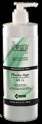 Photo-Age Environmental Protection Gel 15 Back Bar Size