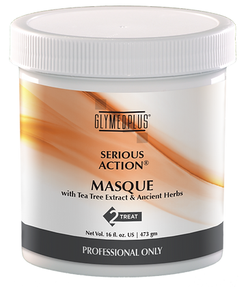 Serious Action Masque Back Bar Size
