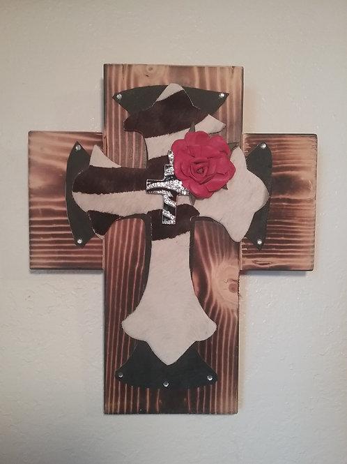 Wood cross #1