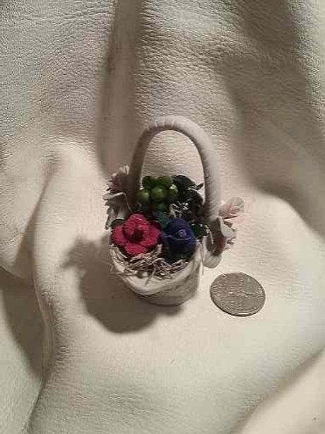 Mini Leather roses