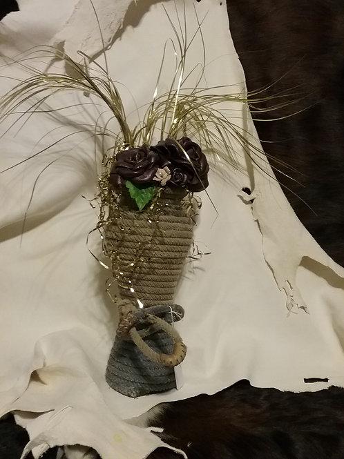 Rope vase #12