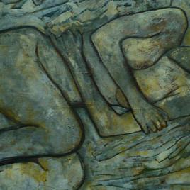 Sleeping Medusa (Detail)