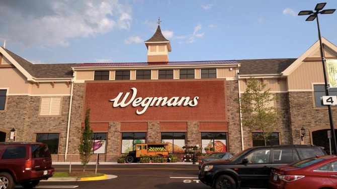 Washington Business Journal: B.F. Saul lands Wegmans for Twinbrook project